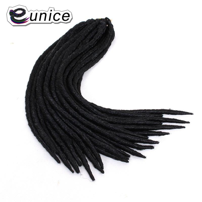 Crochet Braids Dreadlock Extensions Kanekalon Synthetic braiding hair For Women  (55)