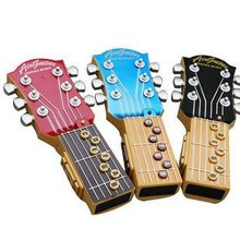 New Novelty Product Air guitar Electric toys Music instrument guitar(China)