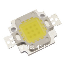 Free Shipping 10W 20W 30W 50W 100W LED Bulb chip IC SMD Lamp Light White High Power LED Epistar Chips