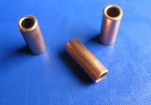 5*8*20mm iron Copper base powder metallurgical parts Powder Metallurgy oil bushing  porous bearing  Sintered copper sleeve