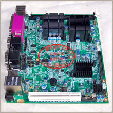 Free shipping Great Wall TC8872B GW945M1 Motherboard N270 6COM port downloading machine Low power consumption 12V MHDD