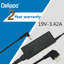Delippo Mini desktop computer power adapter 19V 3.42A For Giada Computer N12 Q11 Q10 A10 Q180 Q150e Q150r A4600u Q120 Q190
