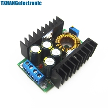 DC 9A 280W Step Down Buck Converter 7-40V To 1.2-35V Power module LED Driver AL(China)