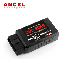 Newest ANCEL ELM327 V1.5 WIFI for iPhone IOS Android Universal Auto OBD OBD2 Scanner Car Code Reader Diagnostic Scan Tool WI-FI