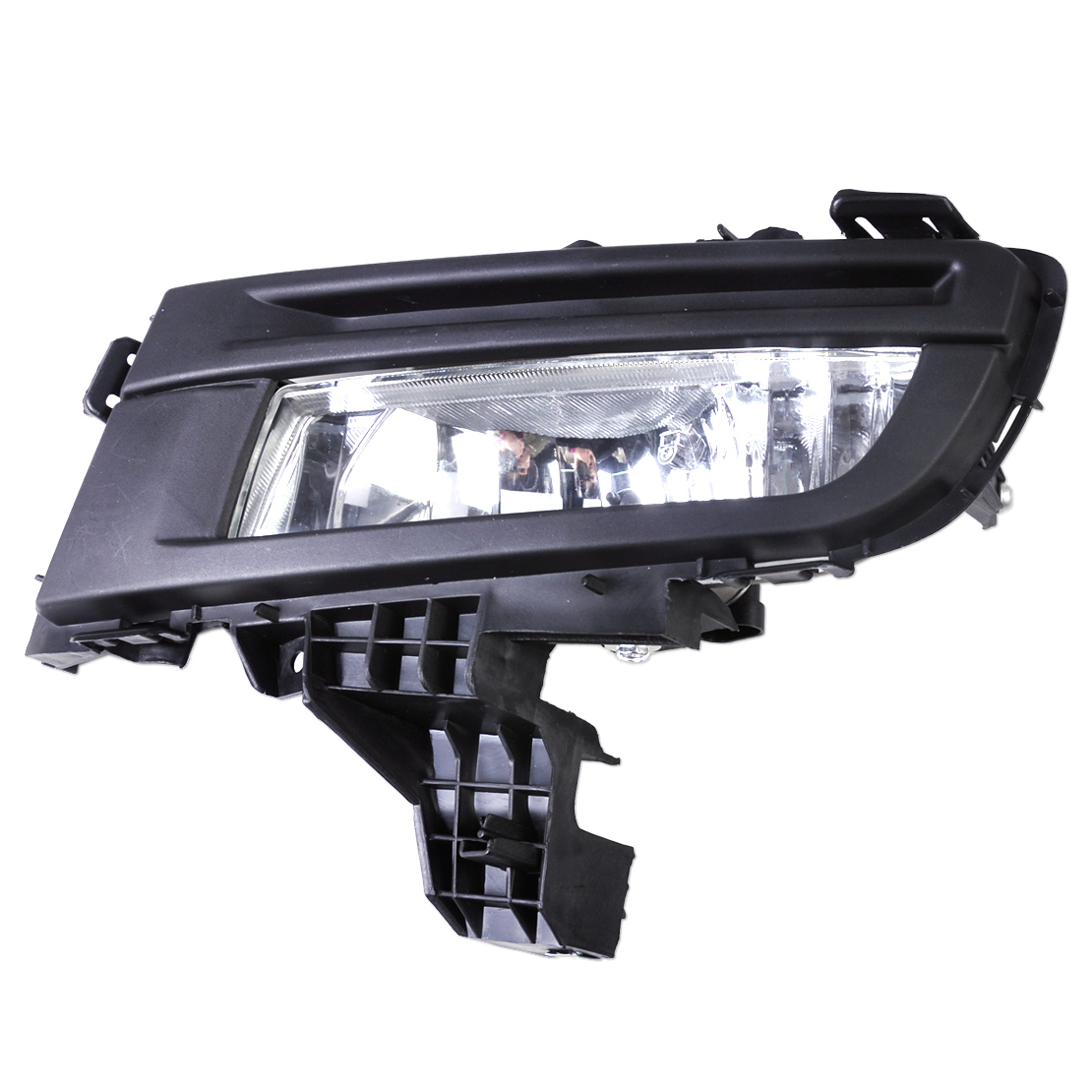 DWCX MA2592113 Front Left Side Fog Light Lamp for Mazda 3 2007 2008 2009 approx. 29cm x 12cm<br>