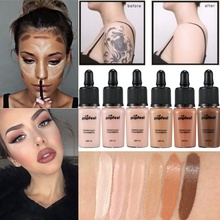 Brand Face Foundation spf15 Fluid Studio Fix Base Concealer Makeup Liquid Foundation BB Cream Maquiagem 15ml(China)