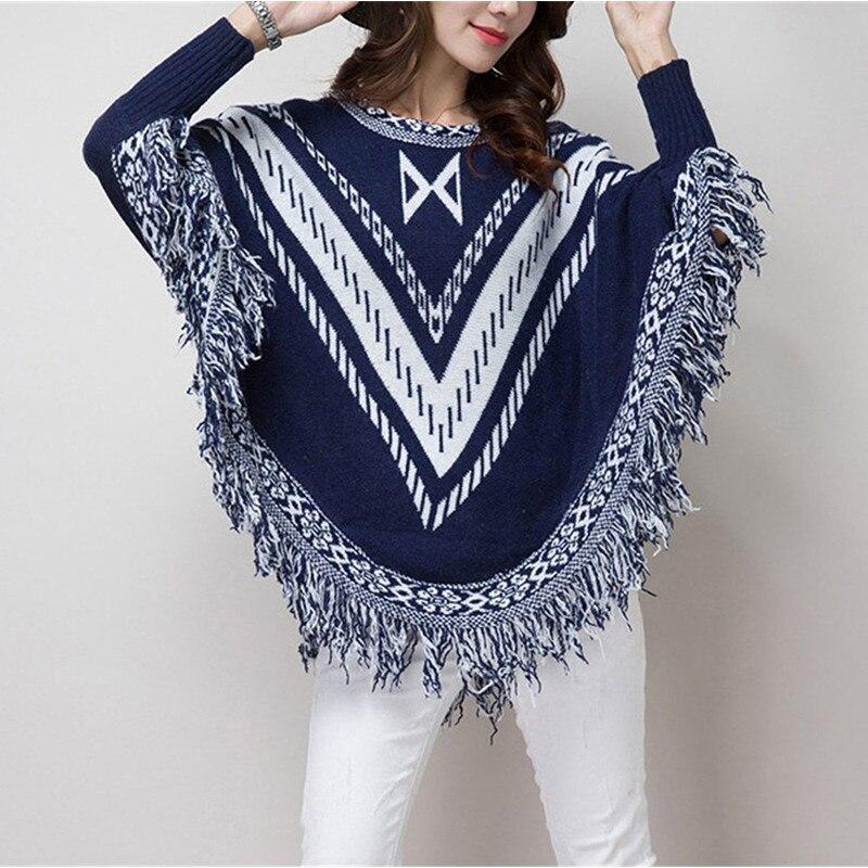 Fashion Winter Matching Christmas Plaid Tassel Pashmina Blanket Scarf Big Grid Poncho Warm Shawls Wraps Lattice Capes Good gift