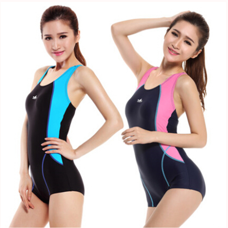 explosion models swimsuit hot spring   conservative one piece boxer large size swimsuit cover the belly was thin  <br>