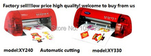 A4 Mini Vinyl Cutter and Plotter with Contour Cut vinyl, non-dried glue labels, and name cards, stamps, etc.(China)