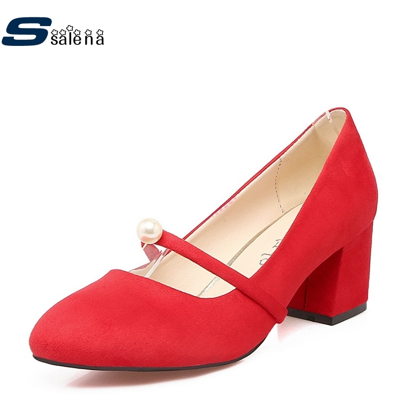 Women Pumps Vintage Brand Design Retro Casual Shoes Women Spring Autumn Breathable Driving Shoes AA40120<br>