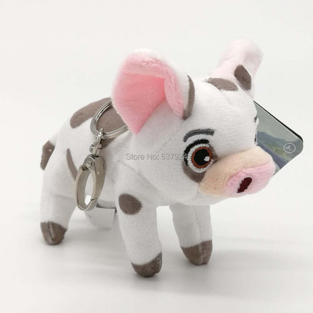 pet pig Pua-5inchL-55g-7-B
