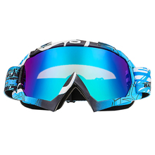 High Quality Unisex Adults Professional Spherical Anti-fog Dual Lens Snowboard Ski Goggle Eyewear Hot Sell(China)