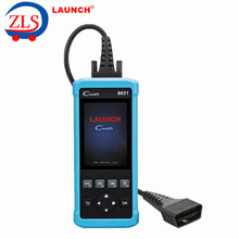 Original Launch DIY Code Reader CReader 8021 Full OBD2 diagnostic Scanner OBD+ABS+SRS+Oil+EPB+BMS+SAS+DPF
