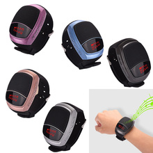 Ubit B90 Bluetooth Sports Music Watch FM Radio Stereo Portable Speaker Bass Handsfree TF Card Wireless Speakers  GD