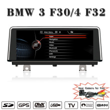 Support carplay Anti-Glare Android 10.25 inch Reversing Track for BMW 3 series dvd Multimedia Radio Phonebook USB Touch Screen(China)