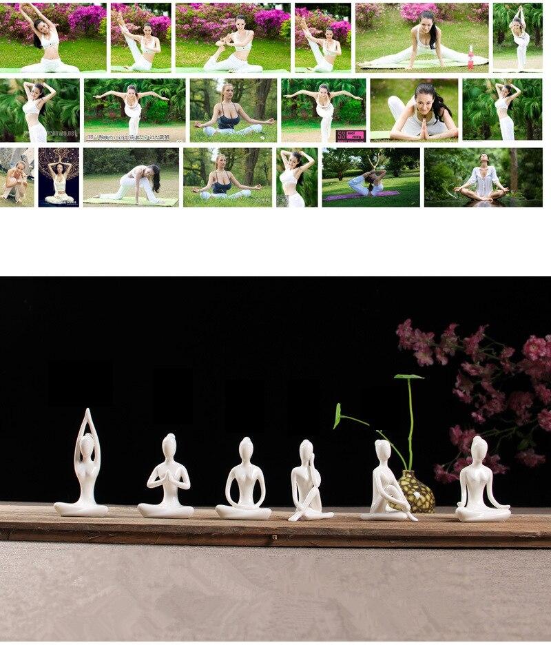 Yoga Figurines (12)