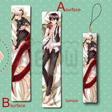 Tokyo Ghool Kaneki Ken Cool Anime Mini Dakimakura Keychain Pillow Hanging Ornament Decoration Phone Strap