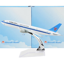 China Southern Airlines  Boeing 777  16cm model airplane kits child Birthday gift plane models toys  Christmas gift