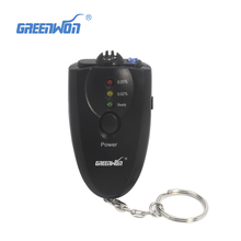 10pcs/Lot Free Shipping Patented product  LED Alcohol Tester+ Light Weight Easy Carry +100%High Quality wholesale