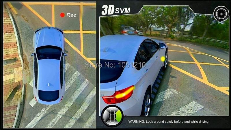 360 panoramic camera DV360_3D_960P_5