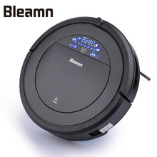 Bleamn B-Q85 Dust Collector Wet and Dry Robotic Vacuum Cleaner For Home,Deeply Sweep,HEPA Filter,Auto-recharge,1200PA,ASPIRADOR