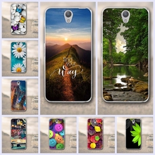 for Lenovo Vibe S1 A40 / S1 C50 Phone Covers Case Coque For Lenovo Vibe S1 S 1 Cases For Lenovo S1 3D Relief Soft Silicon Cover(China)