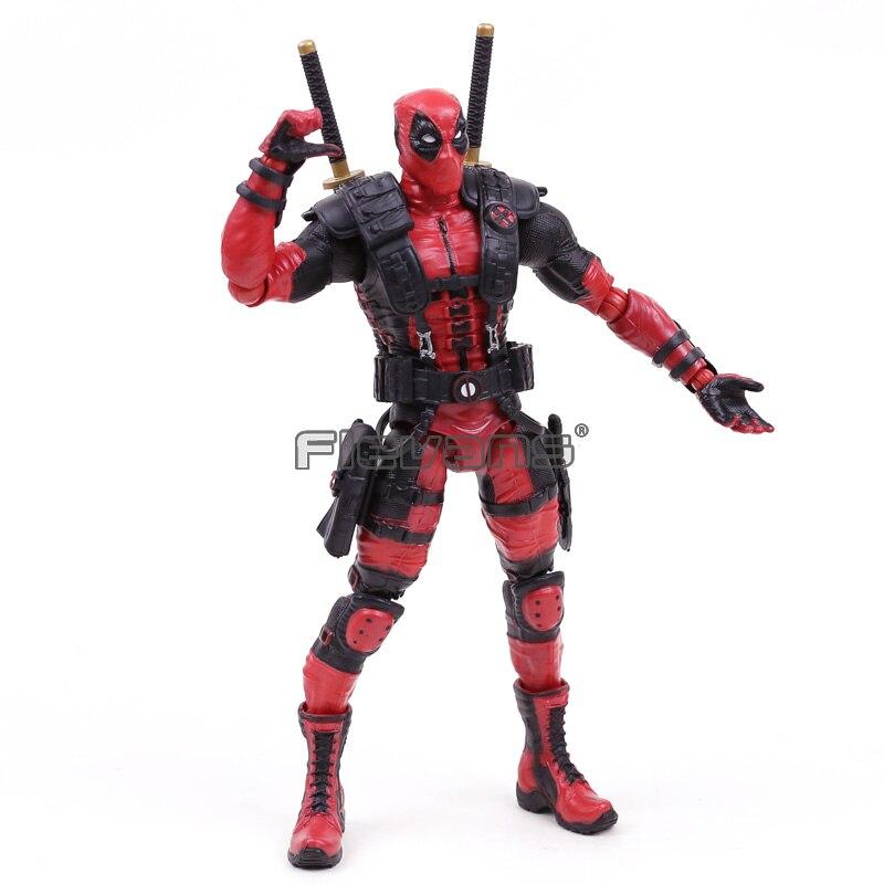 """Marvel Universe 3.75/"""" Half Masked Deadpool Kidpool Dogpool Loose Action Figure"""