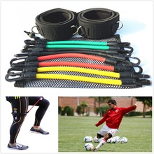 Ankle Leg Straps Resistance Kinetic Tube Bands Adjustable Leg Strength Training Workout Fitness for Athletes Football basketball