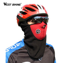 WEST BIKING BMX Team Wear Dustproof Masks Bike Face Guard Bicyle Motor Cycling Veil Winter Sports Ski Snowboard 3 Colors Mask