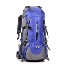 Best! Large 50L  Professional CR System Climb backpack Travel Camp Equipment Hike Gear Trekking Rucksack for Men Women