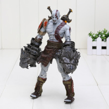 18cm God of War 3 Ghost of Sparta Ultimate Kratos PVC Action Figure Collection Toy Doll