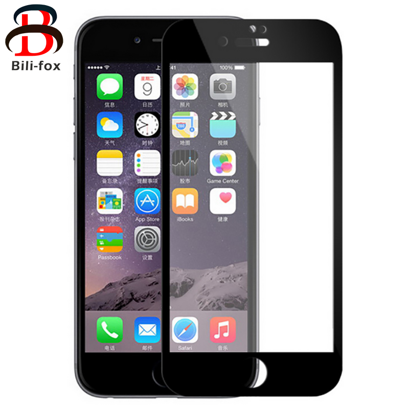 BF Full Screen Tempered Glass Protector for iPhone 7/7 plus