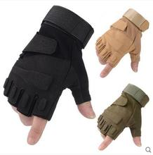 Outdoor Sports Camping Military Tactical Airsoft Hunting Motorcycle Cycling Racing Riding Gloves(China)