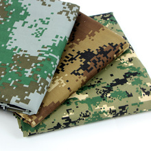 New arrival 100*150cm width cotton camouflage  fabric by meter DIY camouflage clothes bag and shoes cotton fabric