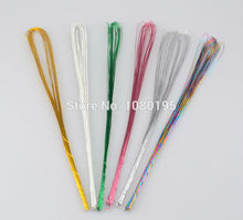 200pcs/lot 22# Commonly used iron Wire For DIY nylon flower  Ronde flowe E17