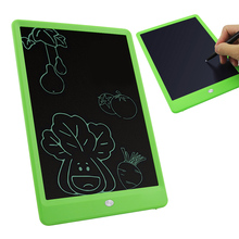 "Hot Ultra-slim 10"" Mini Digital Tablets LCD Touch Pad Writing Board Paperless Tablet Pad Drawing Writing for Kids High Quality(China)"