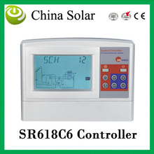 SR618C6 Solar water Heater Controller, hot water heating Best Solution +Free Shipping