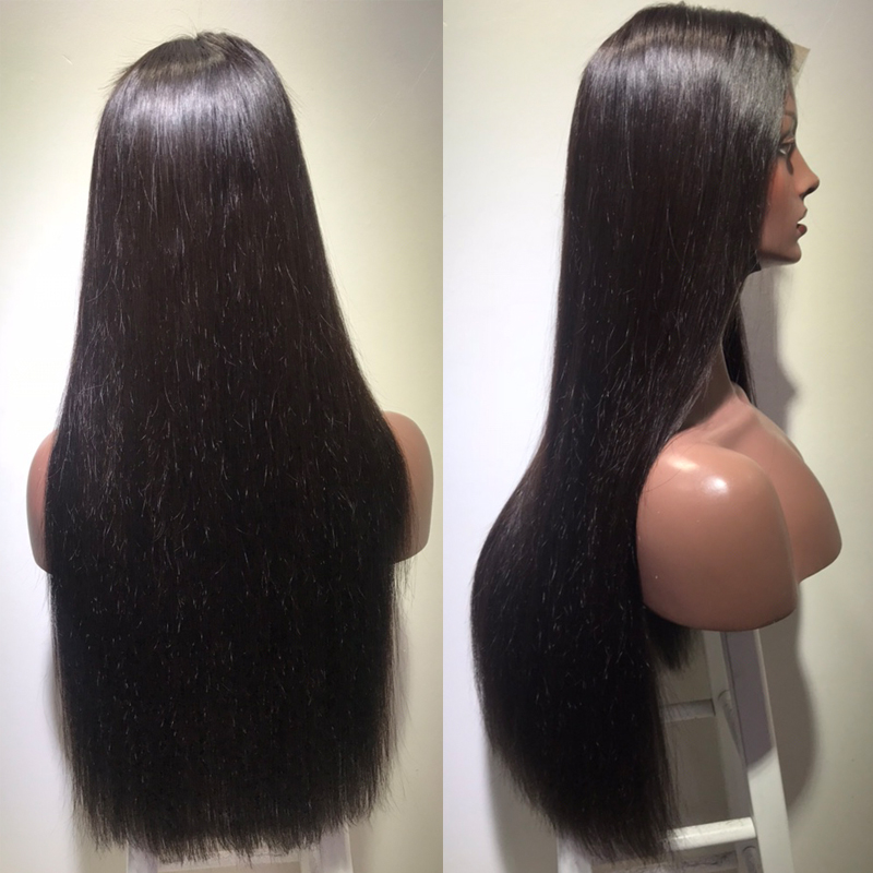 long straight hair wigs