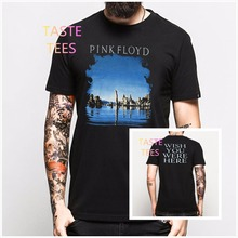 Fashion Pink Floyd Brand Clothing T Shirt Vintage Mens Music Band PINK O Neck Casual Tshirt Punk Hip Hop Short Sleeve Shirts Top