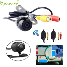 Auto 170 Degree 2.4G Wireless Car Rear view Backup System Waterproof Reversing Camera Dec07