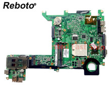 Reboto FOR HP TX2 Series Laptop Motherboard 504466-001 DDR2 DA0TT3MB8D0 Mainboard 100% Tested Fast Ship(China)