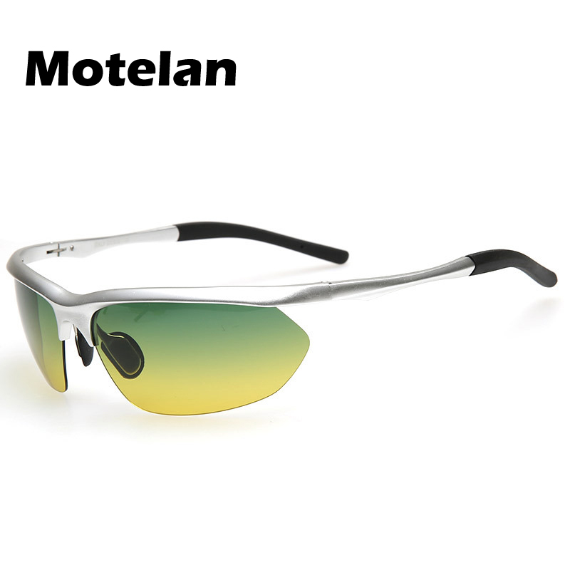 New Mens Polarized Sunglasses Men Day Night Sun Glasses Car Driving Fishing Sports UV400 Protection Poalrized Lens Eyewear <br><br>Aliexpress