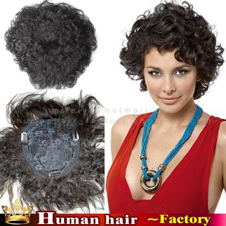 Hot sale Brazilian 100% H-uman Hair Toupee for Women Real Hair Natural Swiss Lace Women/Men Toupee with clip on sale 13.5*14.5CM<br><br>Aliexpress