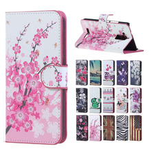 Asus Zenfone 3 Max ZC520TL Case Pink Plum Magnetic Leather Wallet Flip Handbag Book stand mobile phone Cover Case Coque funda(China)