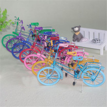 Fun Mini Finger Bike BMX  Aluminum Funny Bicycle Creative Game Decoration Toys for Children Gift
