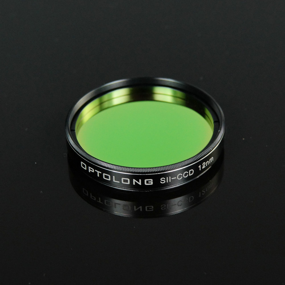 Top Quality OPTOLONG 1.25 S-II CCD 12nm Filter for telescope pohtography<br><br>Aliexpress