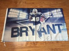 3x5ft Dallas Cowboys flag player tony romo flag with Metal Grommets(China)