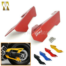 Red/Black/Blue/Gold Motorcycle accessories motorcycle CNC Belt Guard Cover ProtectorFor Yamaha TMAX 530 530 2012-2015(China)