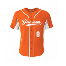 High Quality New Style Logo+Name Customized Baseball Jersey Baseball Uniform Sport Cloths Sportswear Team Wear For Youth & Men