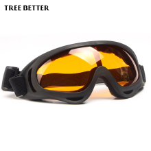 TREE BETTER Polarized Ski Goggles Professional Snowboard Windproof UV400 Spherical Skiing Eyewear Outdoor Sport Snow Ski Glasses(China)